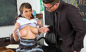 Teachers Assistant Receives Fucked