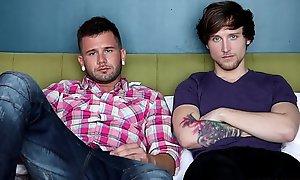 NextDoorBuddies Hot Country Boy's First Time Gay Sex!