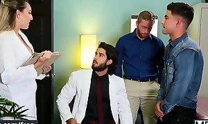 (Vadim Black, Diego Sans, Scott Riley) - Plastics Accoutrement 2 - Men porno