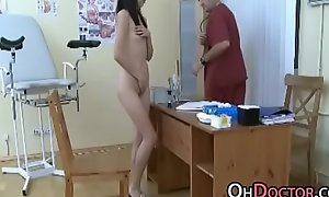 Vilify Doctor Exams Oriental Teen Cunt