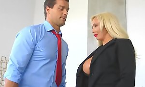 RealityKings - Chubby Tits Big-shot - Hyped And Horny