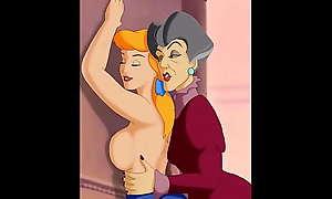 Cinderella Gets Screwed