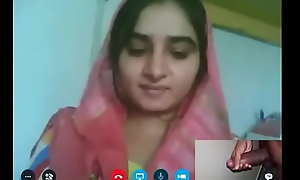 pakistani webcam fraud callgirl lahori from chckla family accoutrement 56